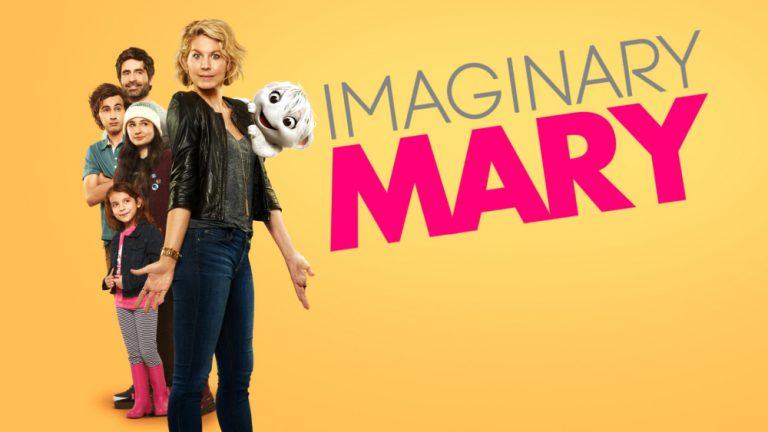 Nu online: hilarische serie Imaginary Mary