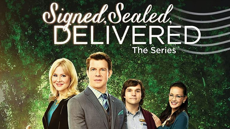 Nóg een nieuwe serie: Signed, Sealed, Delivered