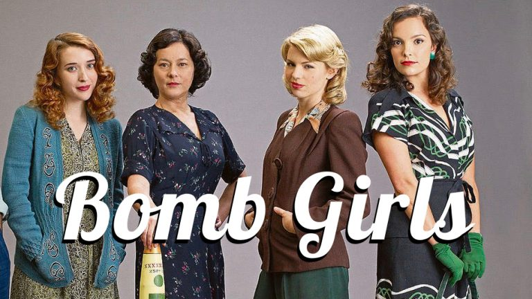 Who run the world? The Bomb Girls!