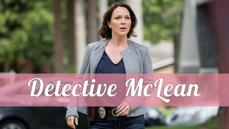 5 redenen waarom je Detective McLean echt moet zien