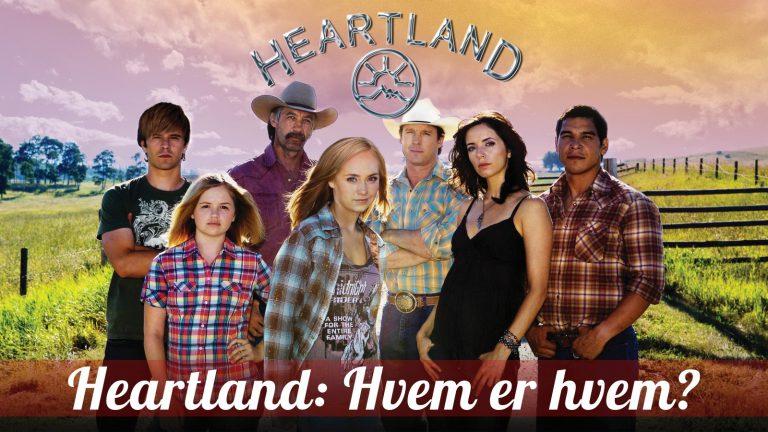 Heartland: Hvem er hvem