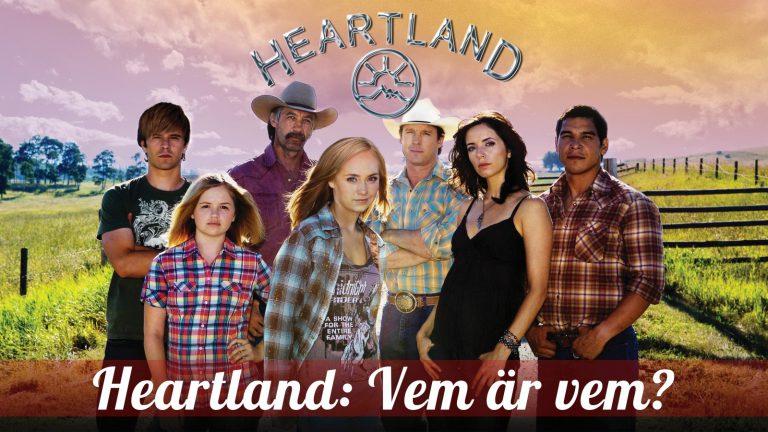 Heartland: Vem är vem?