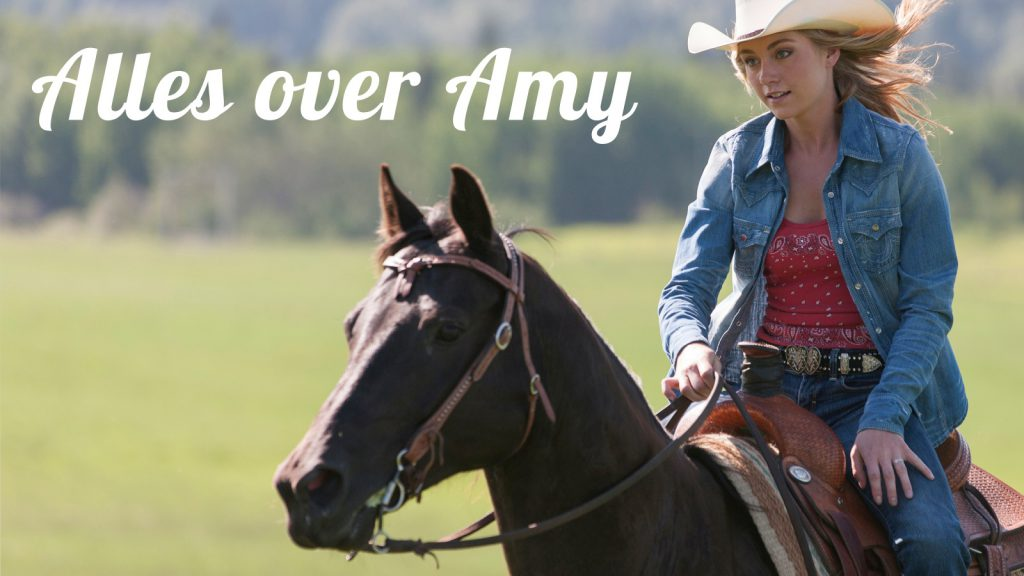 Alles over Amy uit Heartland