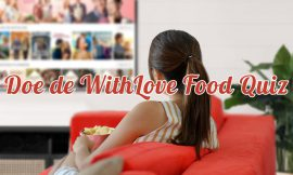 Doe de WithLove Food Quiz