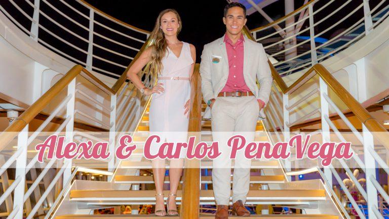 Powerkoppel: Alexa & Carlos PenaVega