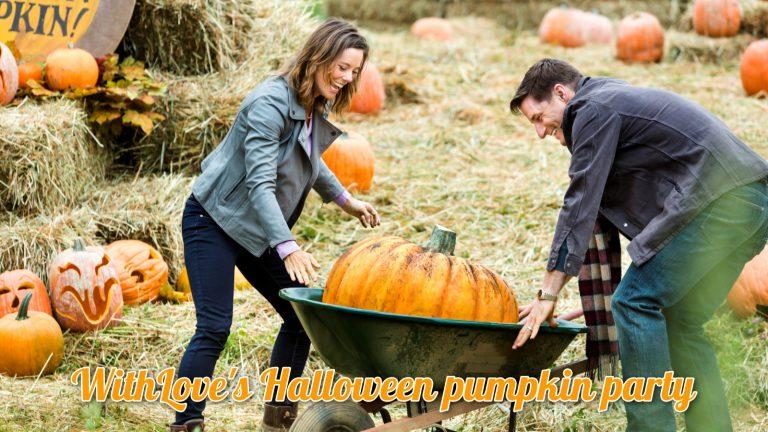 WithLove's Halloween pumpkin party